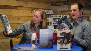 North Wind Books Manager Alana Nolan on Finlandia Fridays