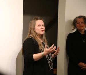 Tia Keo Gallery Opening