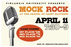 Student Senate Mock Rock
