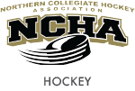 Northern Collegiate Hockey Association Logo