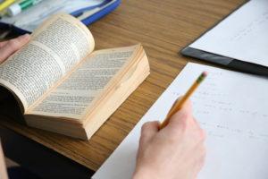 English Book Writing