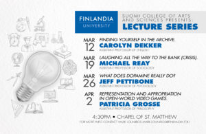 SCAS Lecture Series 2020