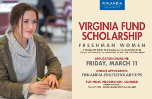 Virginia Fund Scholarship