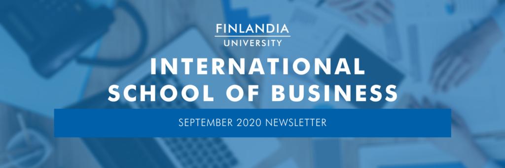 isb e-newsletter