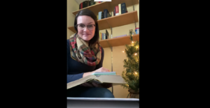 Devotions Pastor Sarah