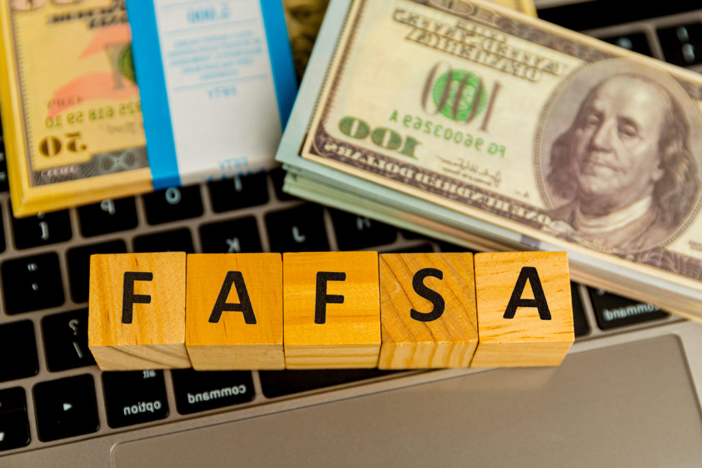 virtual college financial aid nights fafsa