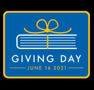 Giving Day Logo Book