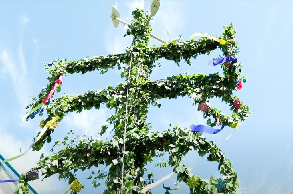 Juhannus decoration